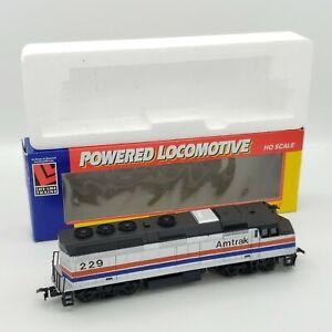 HO Gauge Life-Like Trains F40PH Diesel  Locomotive 229 Amtrak