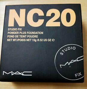 MAC NC 20 studio fix powder plus foundation 15g