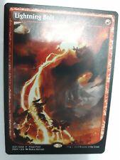 Lightning Bolt MagicFest Full Art Promo NM MTG (NON Foil)