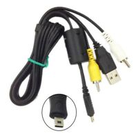 Data SYNC Cable Cord Lead for Olympus camera SZ-14 MR USB DC//PC Battery Charger Lysee Data Cables