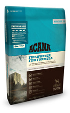 ACANA Heritage Freshwater Fish 25lbs