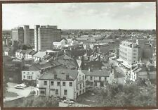 Norwich, Norfolk Panorama. St Stephen's St area 1960s Edward Le Grice Photograph