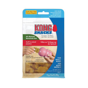KONG Small Snacks For Puppies - Puppy Recipe - For Small KONG Puppy