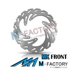Front Brake Disc MX Rotor x1 Fit HONDA CR 125 R / E 95-08 96 97 98 99 00 01