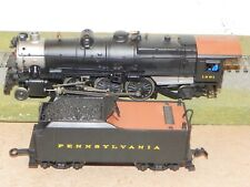Bachmann Spectrum HO PRR K4 4-6-2 Pacific Steam Locomotive & Tender Doesn't Run