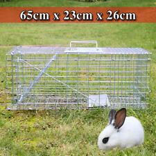TRAP Humane Possum Cat Rabbit Bird Hare Animal Cage Live Safe Catch Feral Hare