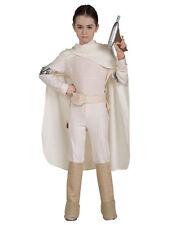 """Niños Star Wars Padme Amidala Disfraz Estilo 2, Grande, 8-10 Años, Altura 4' 8"""" - 5'"""