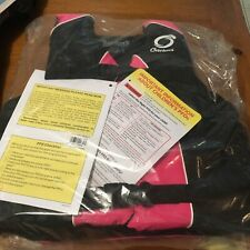 Overtons Youth Life Vest 50-90 Lbs Pink