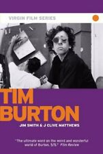 Tim Burton (Virgin Film Series) by J.Clive Matthews 0753512785 FREE Shipping