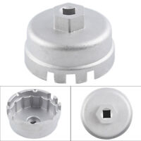 14 Flutes Oil Filter Wrench Cap Tool Remover Wrench for Toyota Prius Corrola UK