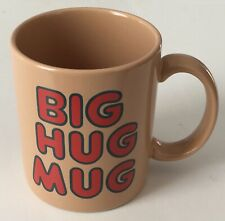 Big Hug Mug Vintage FTD Bouquet HBO True Detective Coffee Mug / Tea Cup