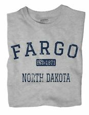 Fargo North Dakota Nd T-Shirt Est