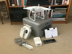 Lightly used DJI Phantom 4 pro Drone w/ extra battery, ND filters.