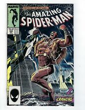 Amazing Spider-Man vol 1 # 293 NM Marvel Kraven's Last Hunt