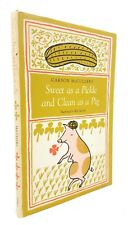 Carson McCullers - Sweet as a Pickle and Clean as a Pig - 1ST EDITION in DJ