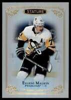 2019-20 Upper Deck Stature Evgeni Malkin #40