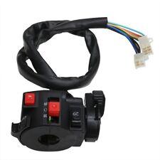 ON/OFF Kill Start Light Choke Horn Switch for PIT Quad Dirt Bike ATV Buggy