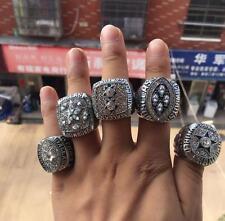 5 Set 1971 1977 1992 1993 1995 Dallas Cowboys world Championship Ring