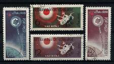 Vietnam DEL NORD 1963 SG#N260-3 Sovietico Razzo MARS ho usato Set #D35491