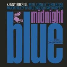 Midnight Blue (Rem. Ltd. Edt. + DL-Code) von Kenny Burrell (2014)