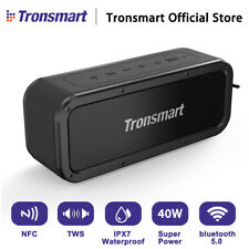 Tronsmart Element Force 40W bluetooth Speaker NFC Waterproof Portable  V