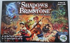 SHADOWS OF BRIMSTONE CITY OF THE ANCIENTS Old West Horror Board Game Flying Frog
