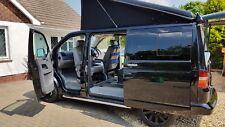 vw t5 shuttle caravelle camper poptop conversion transporter 2.5 auto 4/5 berth