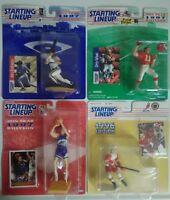 1993/1994/1995/1996/1997/1998/1999/2000 4-Sport Starting Lineup Unopened U-Pick!