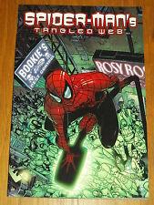 SPIDERMAN'S TANGLED WEB VOL 3 MARVEL GRAPHIC NOVEL 9780785109518
