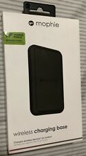 New Mophie Charge Force Wireless Charging Base Qi Charger