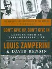 WWII-Pacific-B-24 Bombardier-Olympic Athlete-POW-Zamperini-Memoirs-Don't Give Up