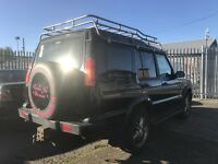 Discovery 2 Roof Rack Not Highlander Or Safety Devices