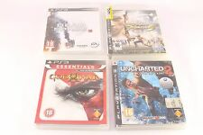 Ps3 UNCHARTED 2 Dead Space 3 God of War 3 VIRTUA FIGHTER 5 PAL game