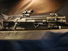 Black Aces Tactical Picatinny Quad Rail - Mossberg 500/590/A1 & Maverick 88 RB7M