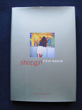 Shopgirl SIGNED by Author / Actor STEVE MARTIN - Basis of Film with Steve Martin