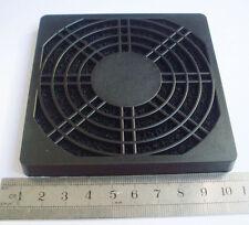 1pcs Black Dustproof Dust Fan Filter for DC PC Fan 92mm 9.2cm New