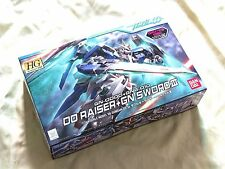 Bandai 00 144-54 1/144 HG GN-0000 + GNR-010 00 Raiser + GN Sword III
