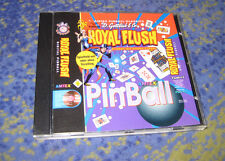 Flush Royal Flash Rare FLIPPER pc 60 ans Flipper RARE