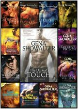 Lords of the Underworld series (1-15) by Gena Showalter - read description