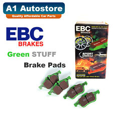 BMW 3 Series Coupe E92 330d 09/06- Rear EBC Greenstuff Brake Pads DP21588