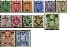 Francobolli Eritrea Stamps 1948-49 British Military Adm. King George VI