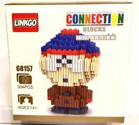 South Park Linkgo Connection Blocks Mini Series 304 pcs. with Instructions