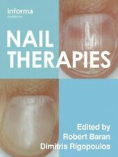 Nail Therapies by Baran, Rigopoulos  New 9781841849843 Fast Free Shipping**