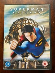 Superman Returns DVD 2006 DC Universe Superhero Movie