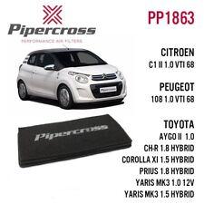 Pipercross Air Filter PP1863 for Citroen C1 Peuge 108 Toyota Aygo 1.0 ++