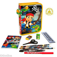 Disney Jake and the Never Land Pirates Stationery Kit Marker Ballpoint Pencils