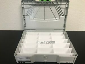 Tanos Systainer T-LOC SYS 1 parts organizer insert ( Festool ) NEW