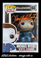 Funko POP - Halloween - Michael Myers - Signed by James Jude Courtney - Beckett