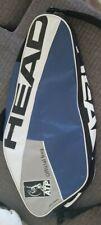 "Head Atp Official Tennis Racket/Racquet Bag, Blue, Gray, White ""Flawless"""