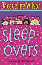 Jacqueline Wilson Story Book: SLEEPOVERS - NEW